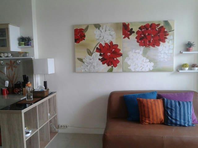 Apartemen Vidaview 2Bed Room sudut