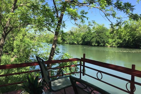 San Saba River Retreat-a Scenic Riverfront Getaway