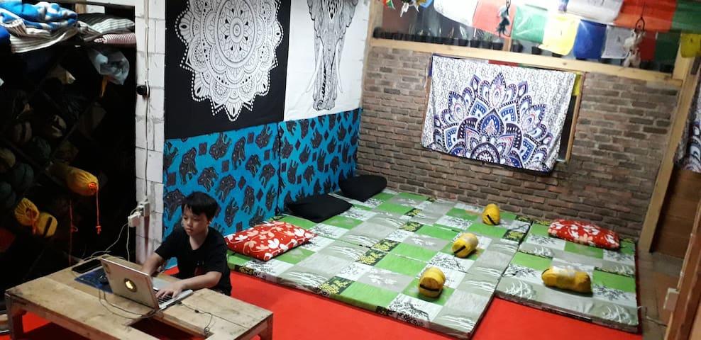 KHATUMBIRI CIBODAS - Dormitory Room - 2 persons.