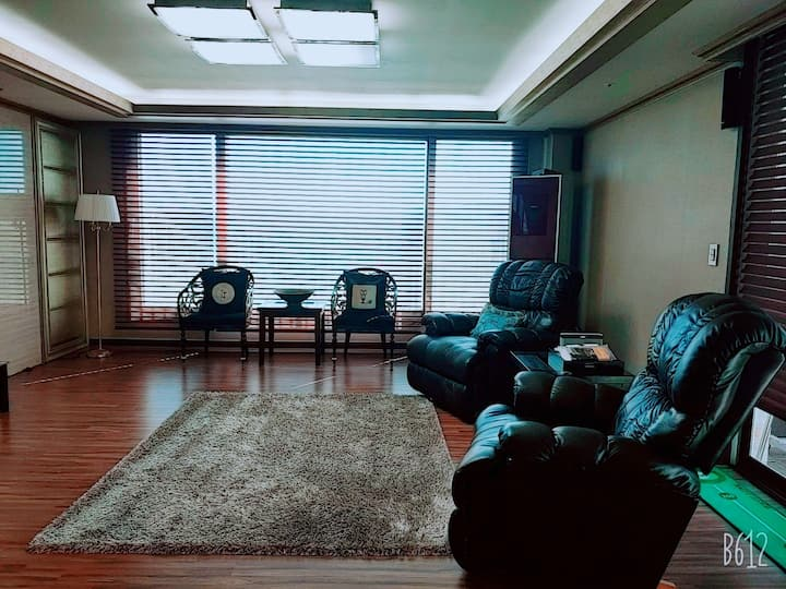 강이 흐르는 천연도시 진주, Stay_jinju(조식&드립 커피 무료서비스)