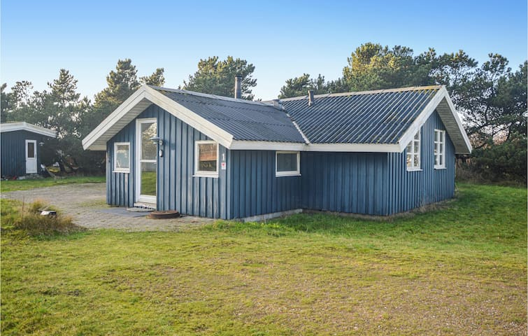 Holiday cottage with 4 bedrooms on 90m² in Fanø