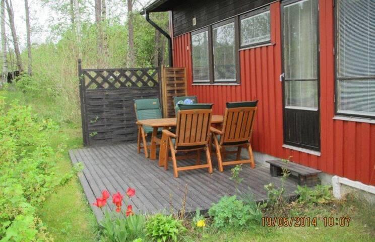 Naturnära  med bra förbindelser till Gävle centrum - Gävle - House