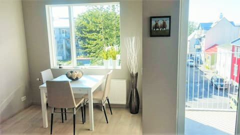 New & Stylish studio apt. in the City Center