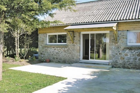 Semi-Detached with 1 bedroom on 35m² in Carolles