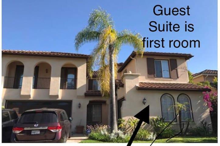 Nice Guest Suite