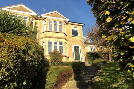 Spacious and handsome home in Bath. - Batheaston - Casa