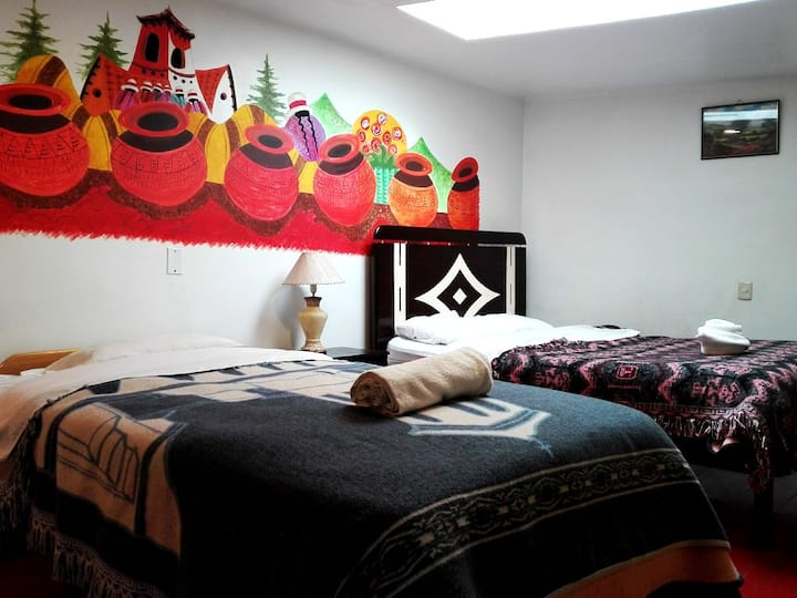 Relax with your family in the heart of cusco