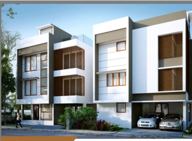 P R Homes 3 (3 Bedroom Apartment)