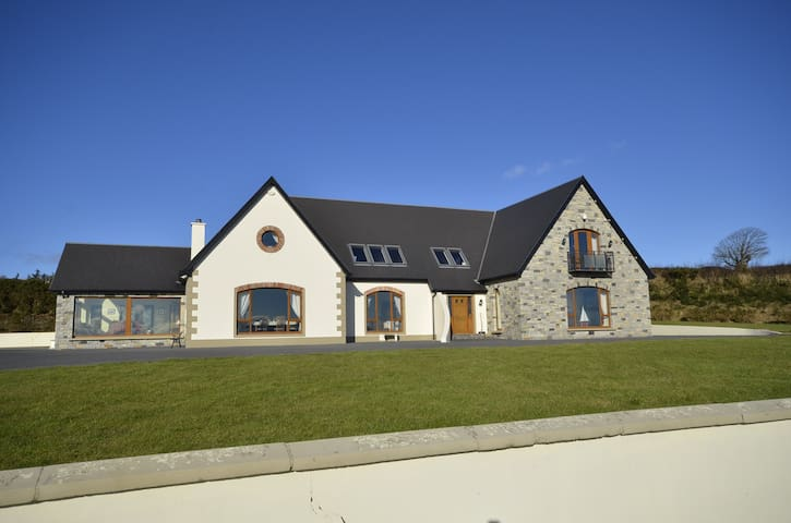 INISH DELUXE SUITE - County Donegal - Aamiaismajoitus