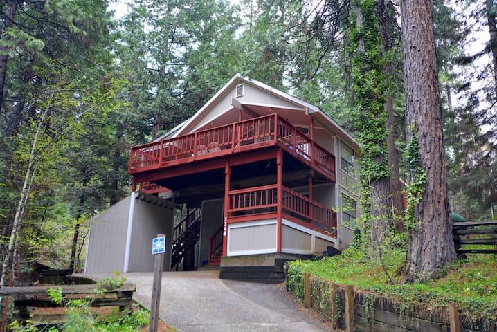 5 Paws up  3bd, 2 ba Mountain Home w/ Central Air - Arnold - Casa
