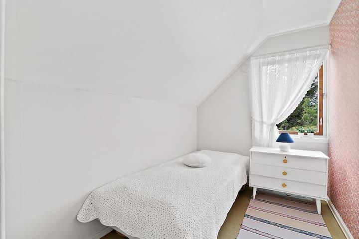Romantic bedroom.
