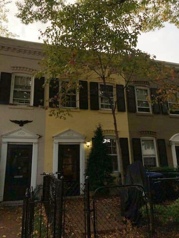 Shared Room Available in Historic FB Townhouse!