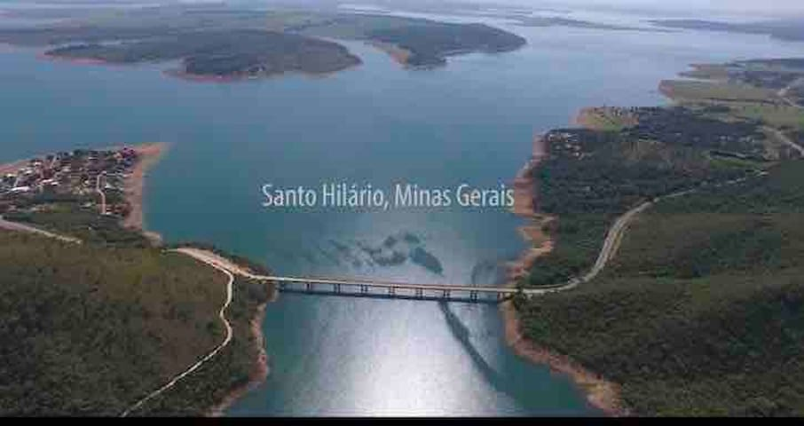 Mar de Minas, Cachoeira, Quenios, Lago de Furnas 🏡