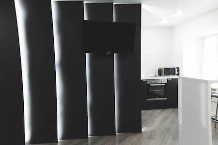 Apartments BlackWhiteHouse Pavlodar