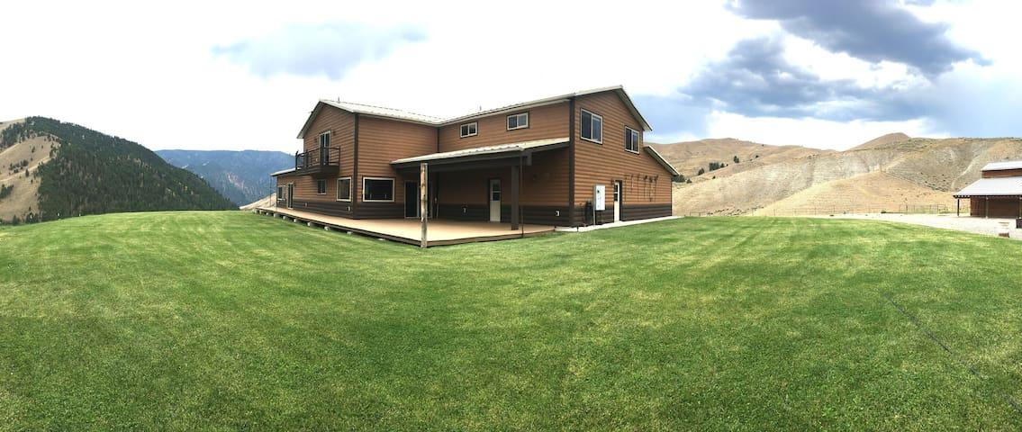 The Big House Lodge
