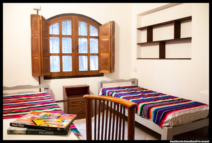Residencia in Avanti - Room 2 1P (1) - Rosario - Hus