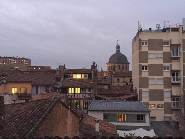 Très beau Studio au cœur de Toulouse
