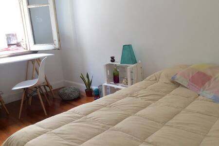Cozy bohemian room in the city - Buenos Aires - Casa
