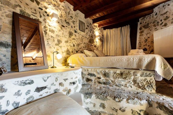 Domus Polymnia Stone Built Suite