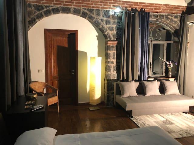 Chalet Sull'Etna Con Vista Mare Villa Loriana Milo