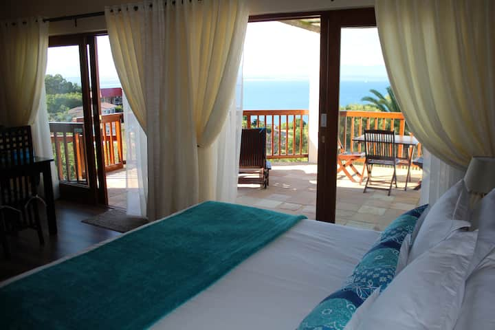 Aquamarine separate Self Catering sea view Unit