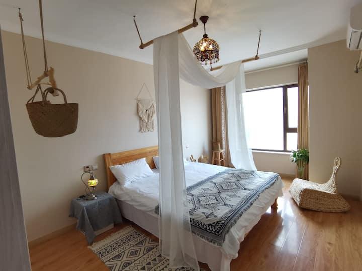 杨紫家摩洛哥风公寓