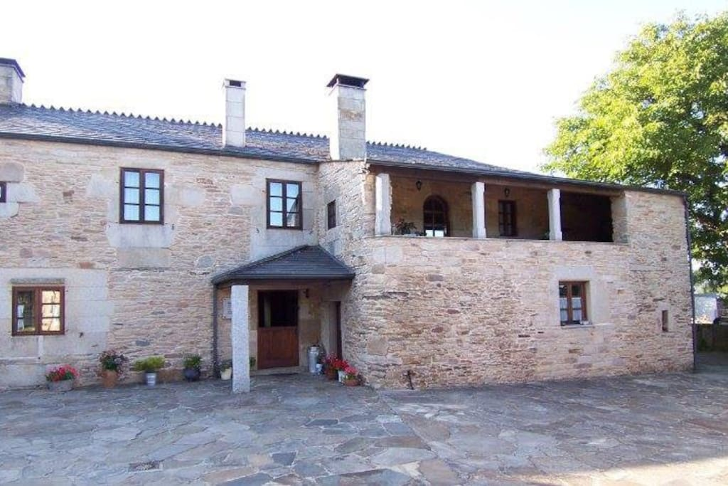 Lugar da pedreira turismo rural casas en alquiler en - Alquiler casa mino ...