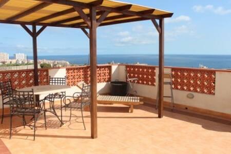 very quiet Apartment with great views - Callao Salvaje