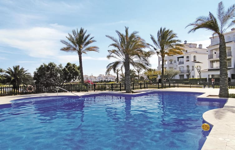 Holiday apartment with 2 bedrooms on 57m² in Roldán
