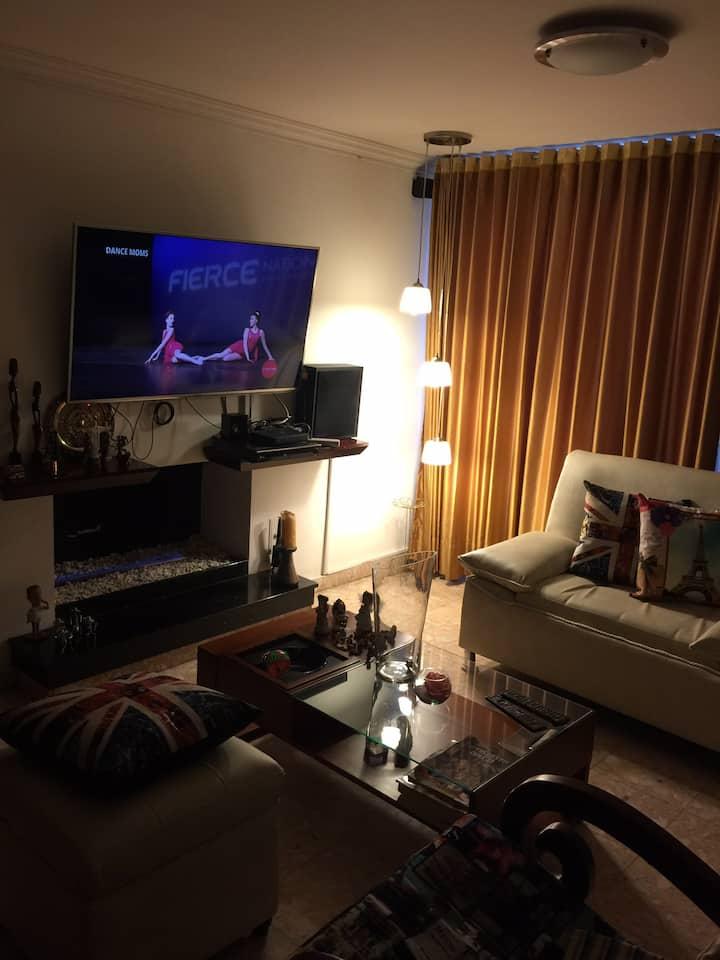 Habitaciones en Apartamento centro Bogotá