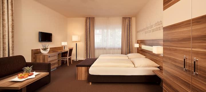 Metzgerei-Hotel-Gasthof Wittmann (Neumarkt i.d. Oberpfalz), Doppelzimmer-Superior