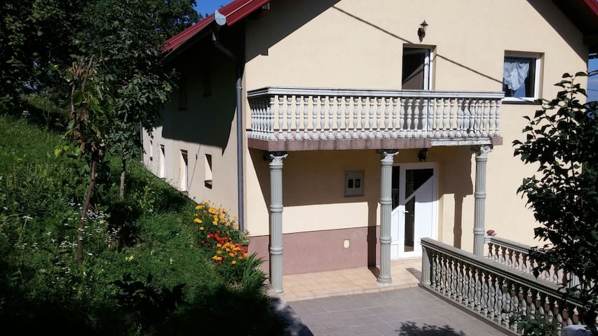 Ilidza nature apartment