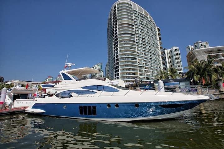 阿兹姆72尺奢华游艇