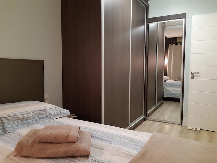 Apartamento em condomínio com área verde -Blumenau