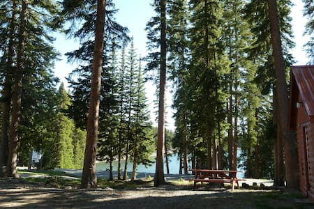 Cabin #2 at Thunder Mountain Lodge