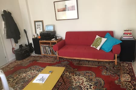 Cozy one-bedroom in Geitawi - Beyrouth - Appartement