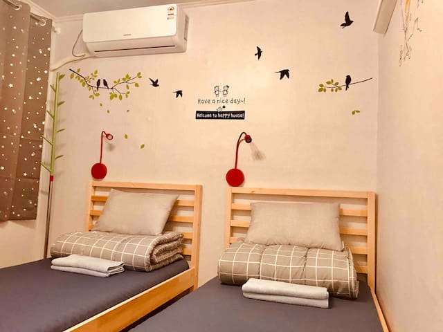 New open :) Hongdae(twin room) Special price!