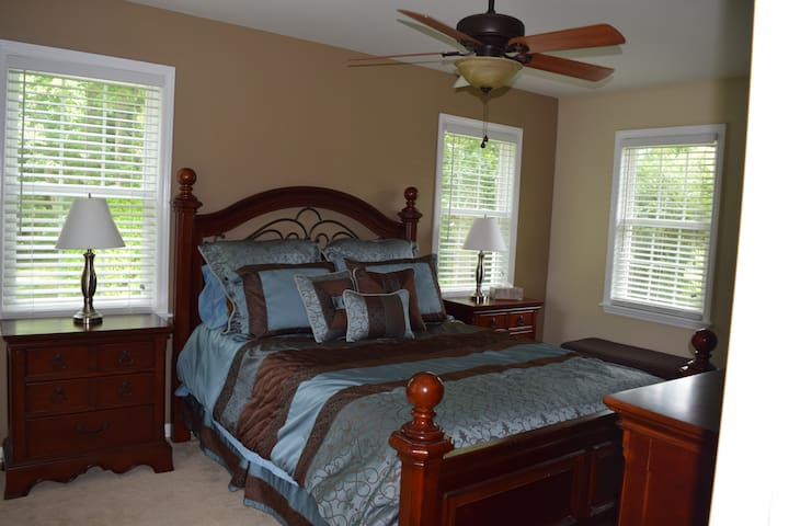 Private 2 bed in-law suite near Elon University - Elon - In-law