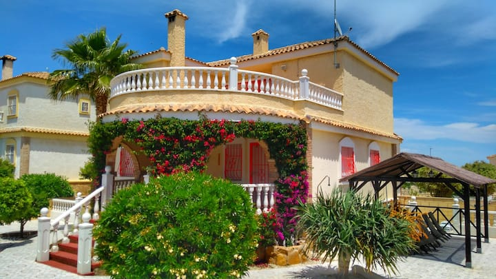 Villa Casa del Mundi, Alicante, Costa Blanca