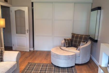 Glasgow 2 bed bungalow - Glasgow - Huis