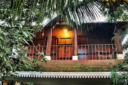 budget room near paradesi synagogue kochi - Kochi - Dům
