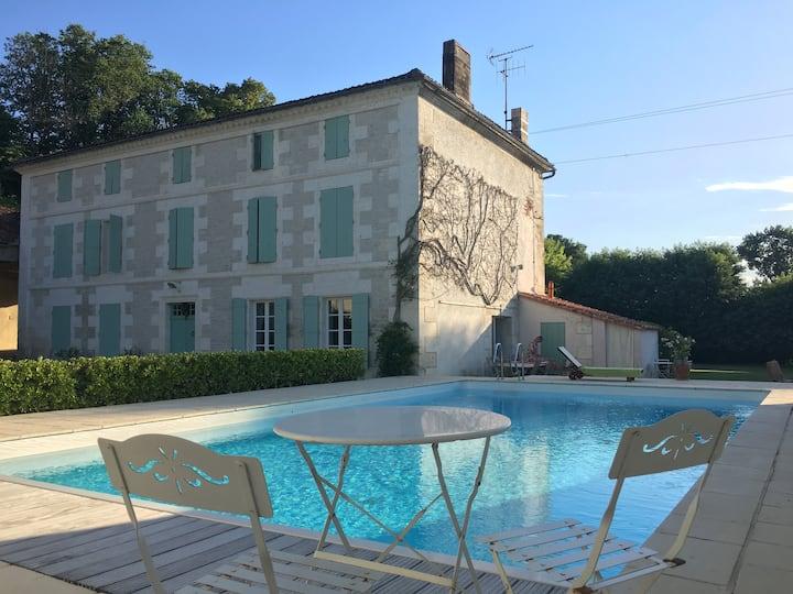 Maison de caractère en Charente