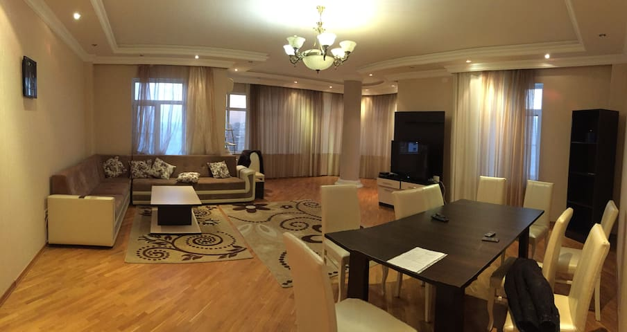 Apartment central park - Baku - Pis