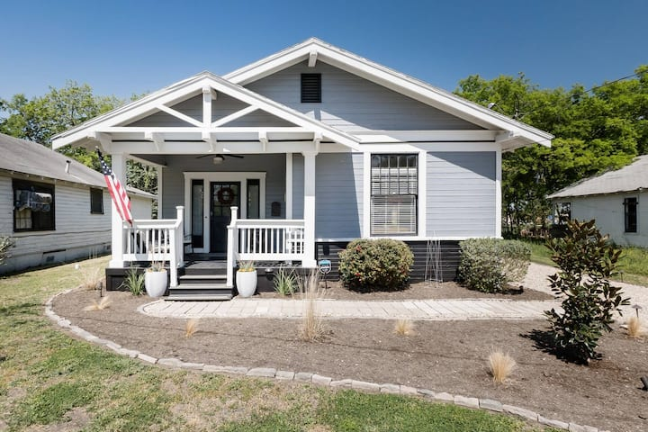 Bagby Avenue Cottage