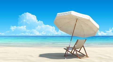 Beachfront Getaway in Siesta Key