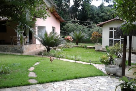 Lovely small farm - Lagoa Santa - Hus
