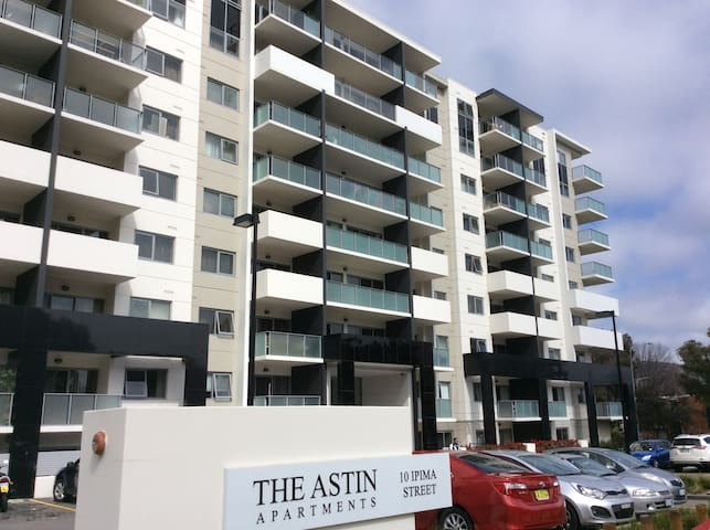 Quality apartment close to city - Braddon - Byt