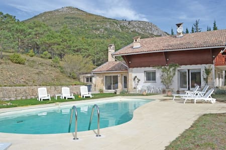 5 Bedrooms Home in La Bastide - La Bastide