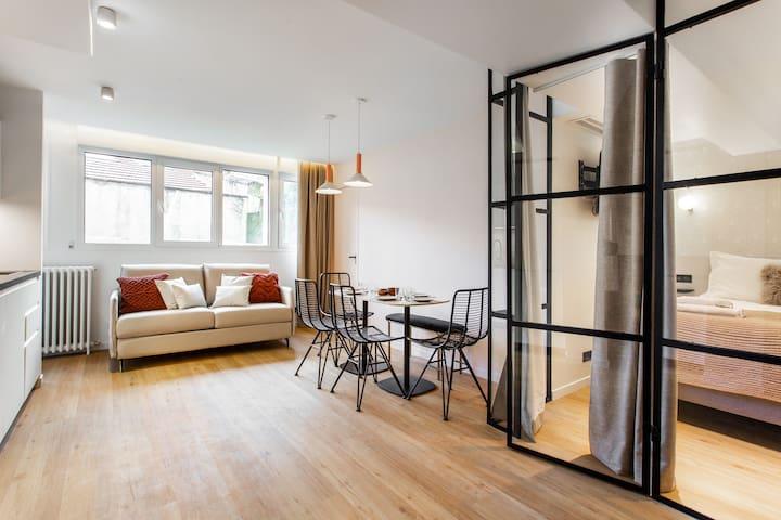 Amazing apartment - 6P/2BR - Canal Saint Martin -4