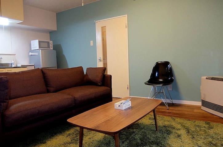IV High Floor/Bay Area 8min/by Tram 3min/WiFi - Hakodate-shi - Appartement